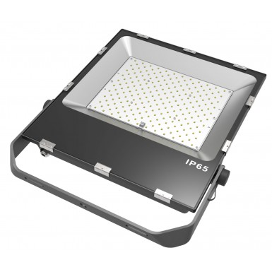 LED SLIMLINE FLOOD LIGHT- 200W - 24,600 Lumens - 6000K