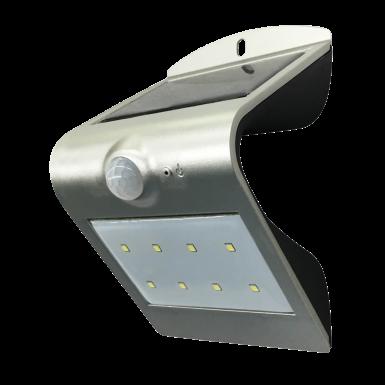 LED SOLAR POWERED LIGHT - 1.5W - 3000K+6000K