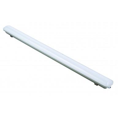 LED WATERPROOF BATTEN - 48W - 6000K - IP65