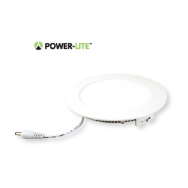 LED CIRCULAR LIGHT PANEL - 12W - 6000K
