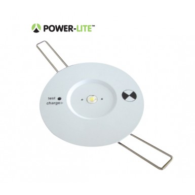 3W LED Emergency Light - Non-Maintained