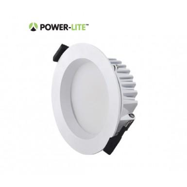 10W LED Downlight - Cool White - White Frame
