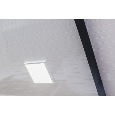 LED SURFACE MOUNT KIT TO SUIT 600 X 600 LED LIGHT PANEL