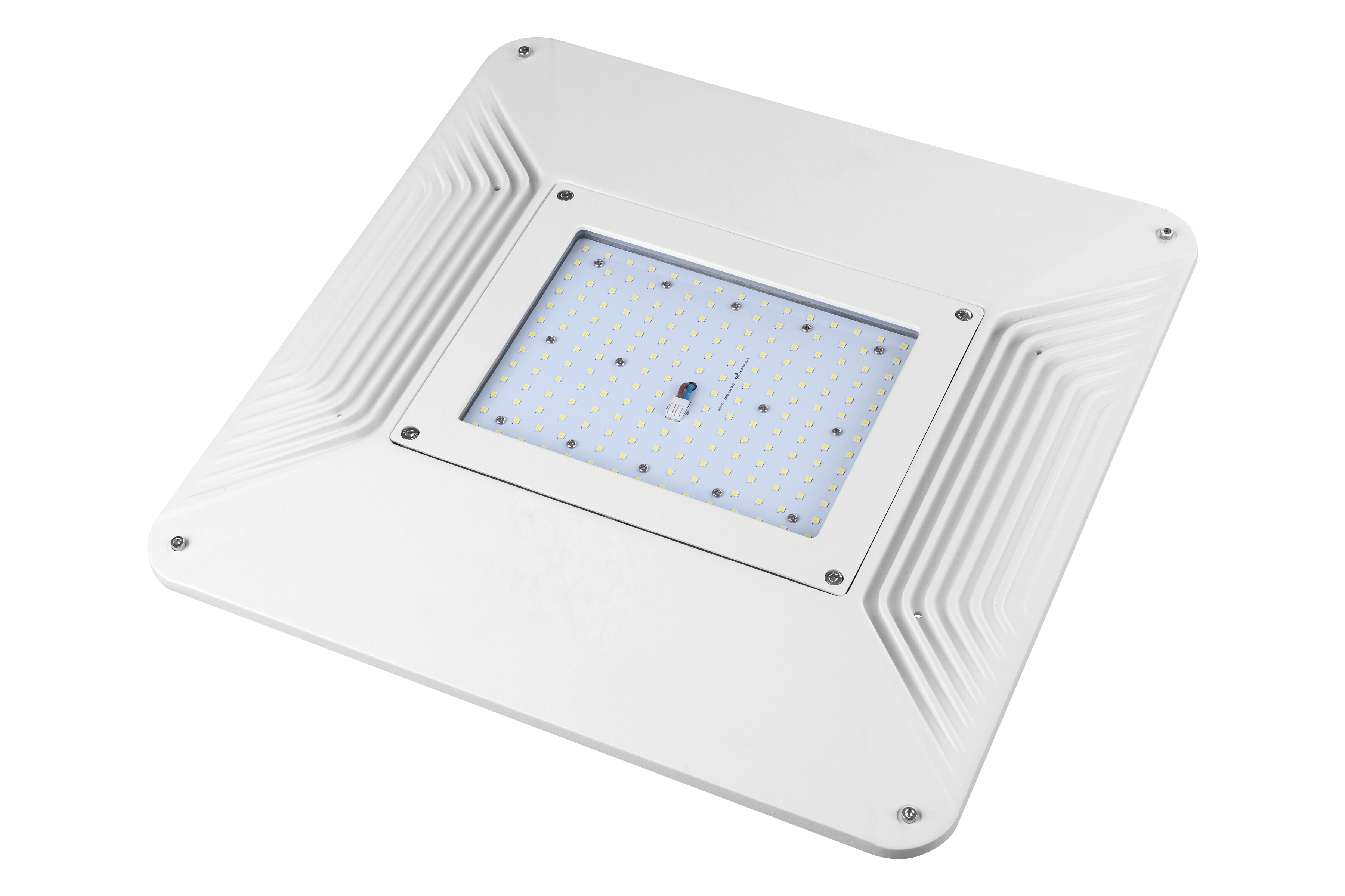 LED CANOPY LIGHT - 150W - FLUSH MOUNT - 6500K