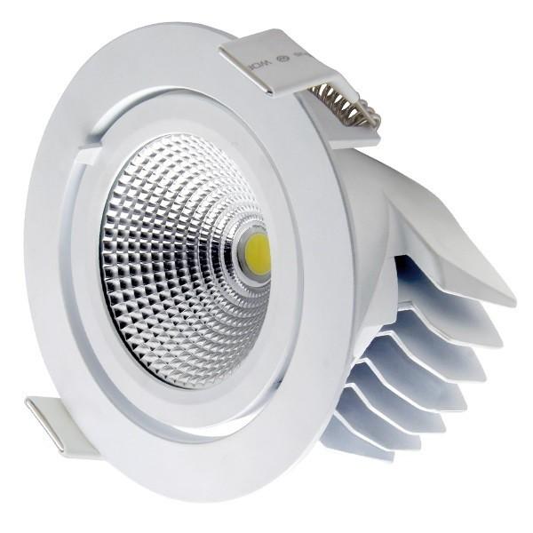 LED SNORKEL DOWNLIGHT - 25W - 5000K - WHITE