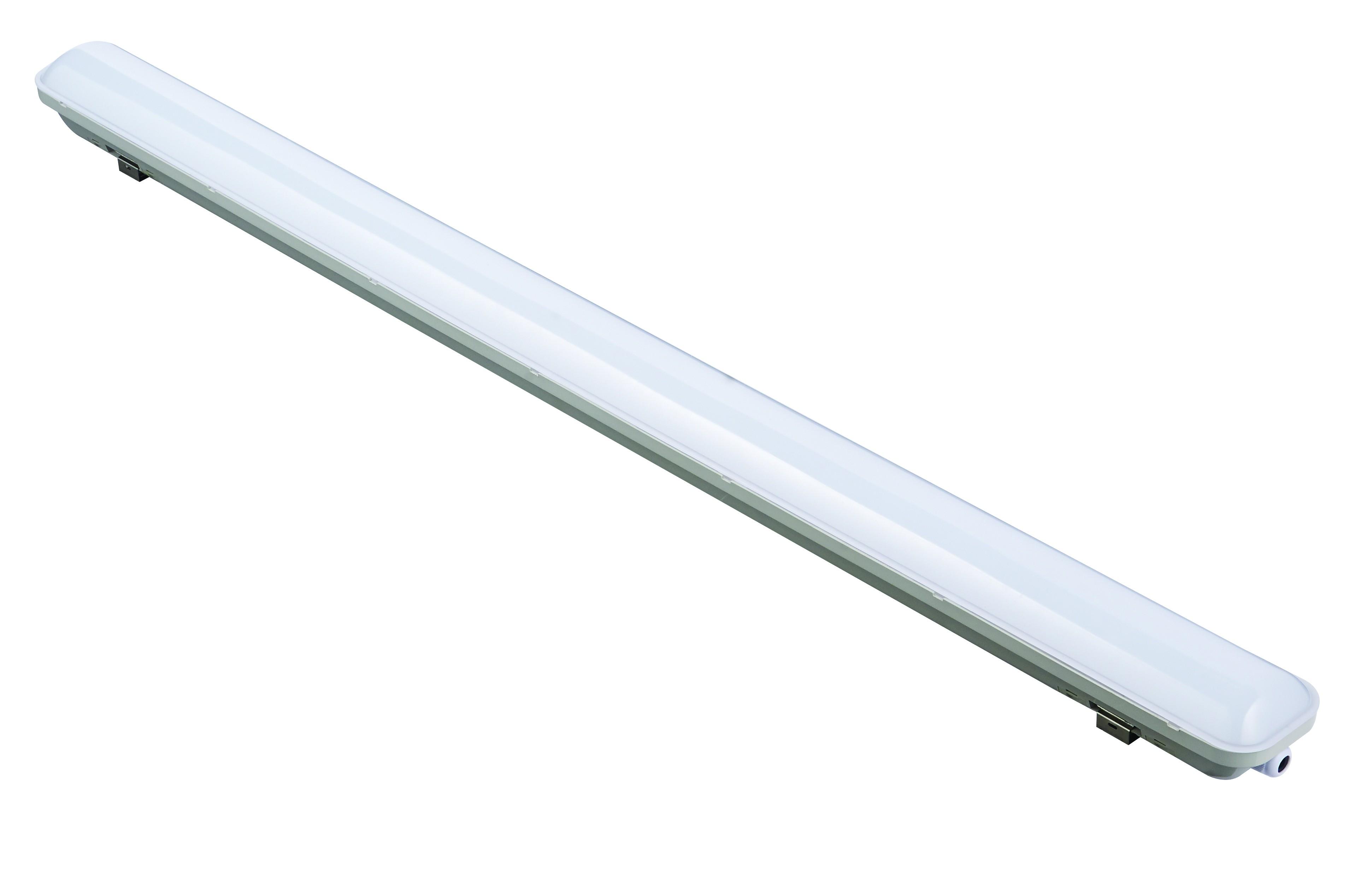 LED WATERPROOF BATTEN - 18W - 6000K - IP65