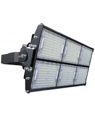 LED STADIUM FLOOD LIGHT - 720W - 93,600 LUMENS - 5700K
