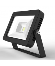 LED DRIVERLESS FLOOD LIGHT - 30W - 5000K - Black
