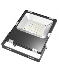 LED SLIMLINE FLOOD LIGHT- 50W - 6,000 Lumens - 6000K