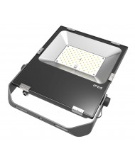 LED SLIMLINE FLOOD LIGHT- 70W - 8400 Lumens - 6000K
