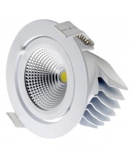 LED SNORKEL DOWNLIGHT - 25W - 4000K - WHITE