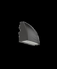 LED 40W Wall Pack Light - 5700K - Black