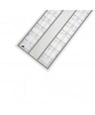 LED LOUVRED TROFFER - 36W - 1200mm X 300mm - 6000K