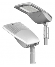 LED Street Light - 90W - 4000K - 9,900 Lumens - IP66