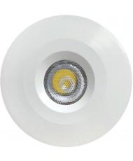 WHITE RING FOR 3W STAR LIGHT