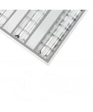 LED LOUVRED TROFFER - 36W - 600mm X 600mm - 6000K