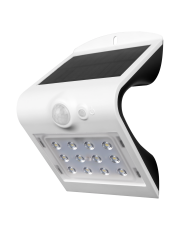 LED SOLAR LIGHT - 1.5W - 4000K+6000K - WHITE