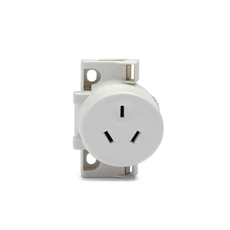 Quick Connect Plug Base Socket for LED Lighting