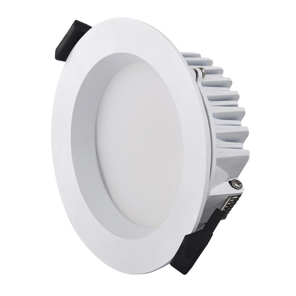 10W LED Downlight - Natural White - White