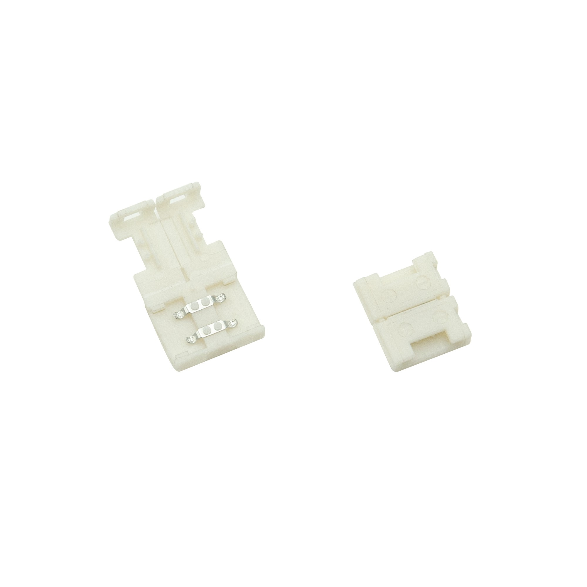 STRIP LIGHT DC CONNECTOR - 10mm