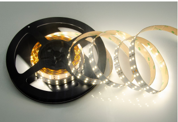86W FLEXIBLE LED STRIP - DUAL - 3000K - IP20 - 5M/SET
