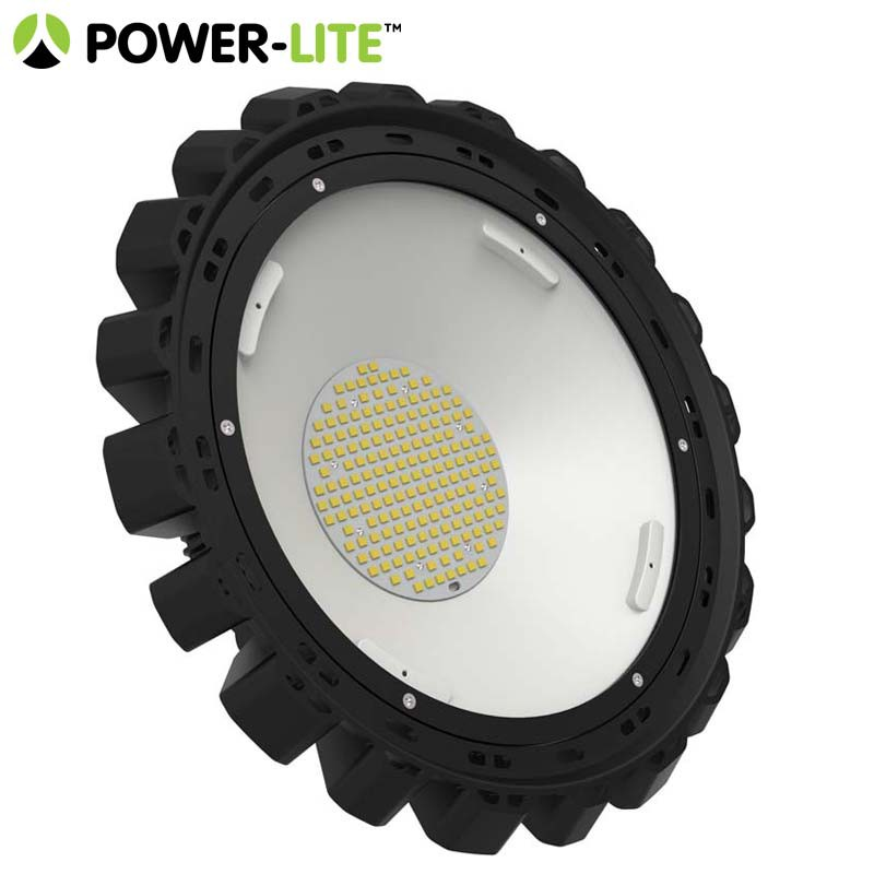 LED COMPACT HIGH BAY LIGHT - 180W - 19,500 Lumens - 6000K
