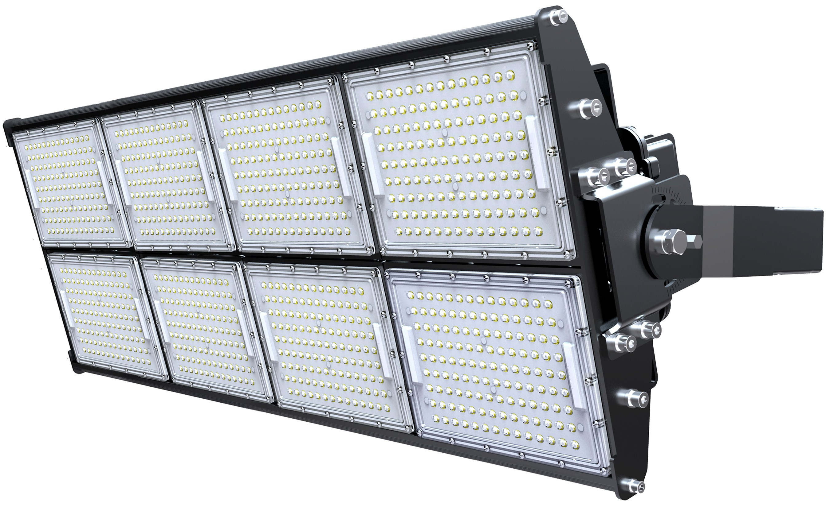 LED STADIUM FLOOD LIGHT - 960W - 124,800 LUMENS - 5700K