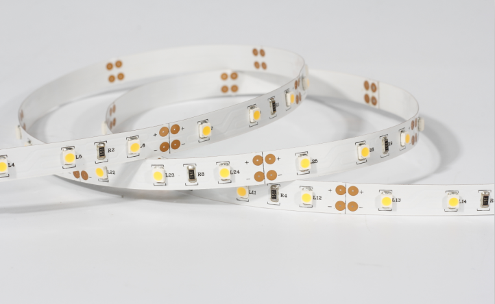 24W FLEXIBLE LED STRIP - Warm White - IP20 - 5m/set