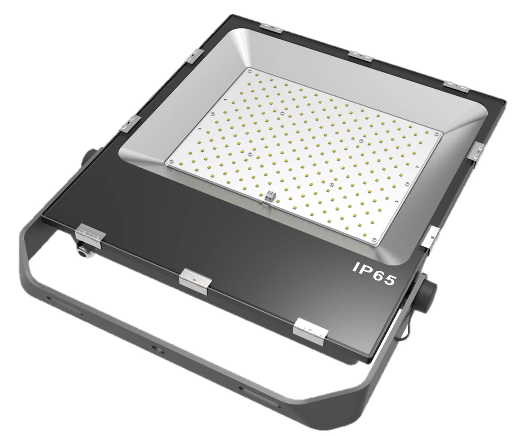 LED SLIMLINE FLOOD LIGHT- 150W - 18,000 Lumens - 6000K