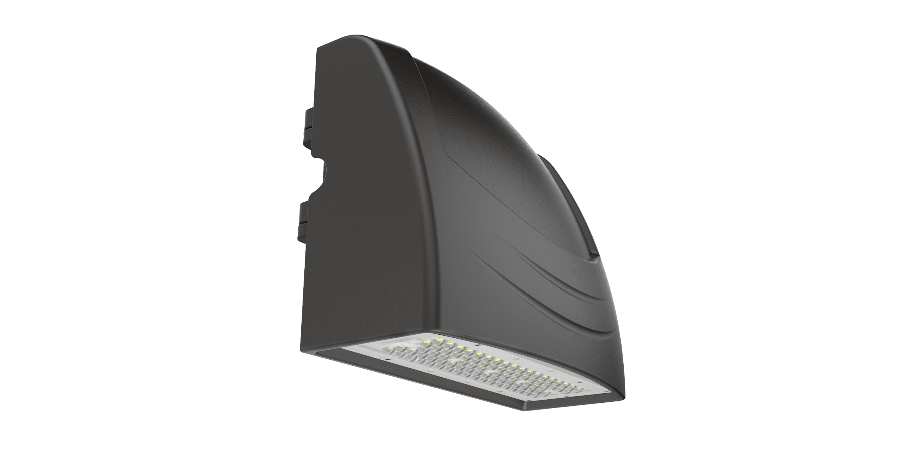 *NEW* LED 70W Wall Pack Light - 5700K - Black