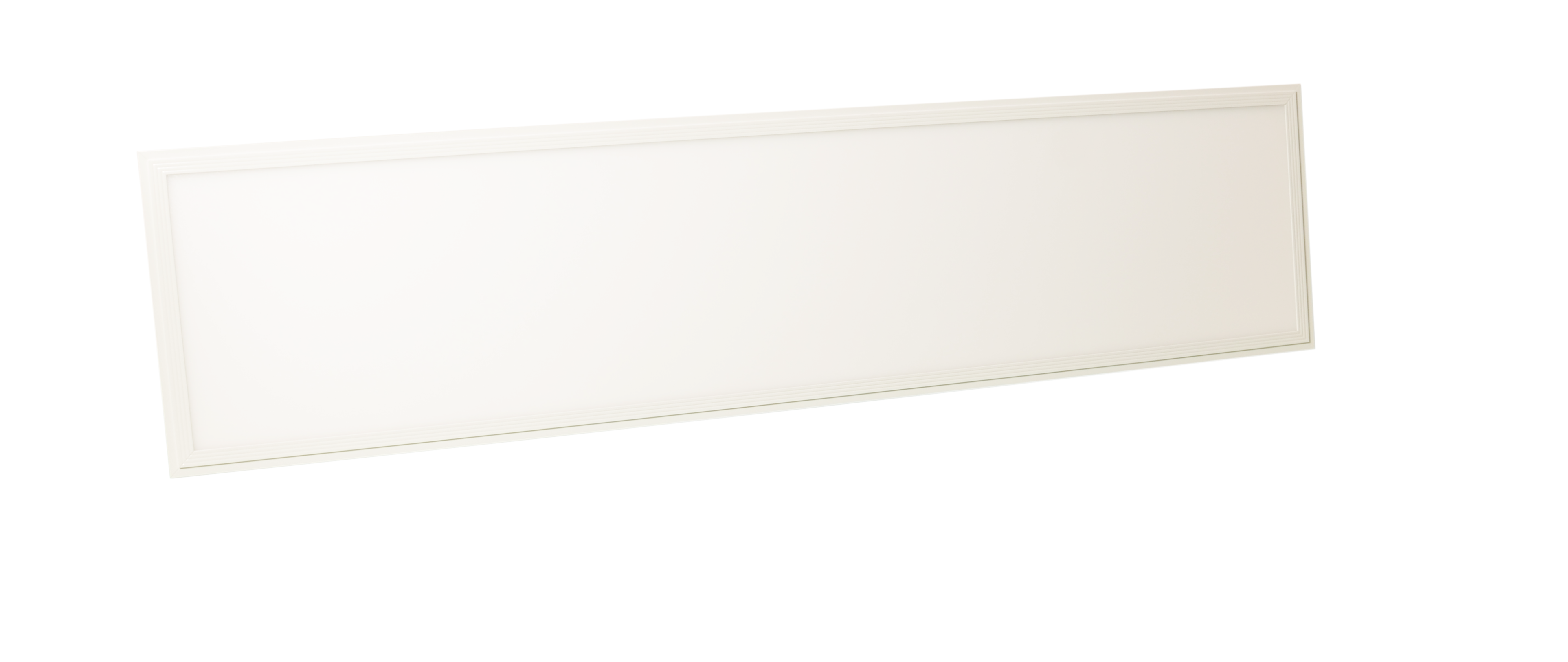LED LIGHT PANEL - 36W - 1200mm X 300mm - 6000K - 120L/W