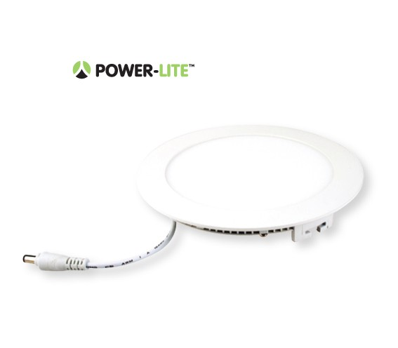 LED CIRCULAR LIGHT PANEL - 18W - 6000K